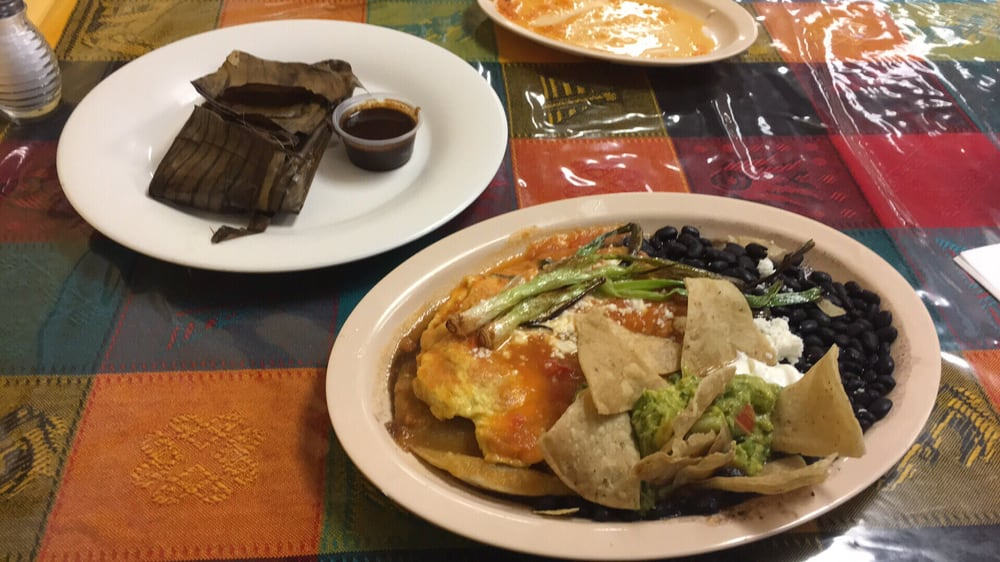Oaxacan Food Los Angeles Ca