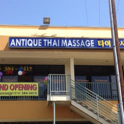 angeles los ca Asian in massages