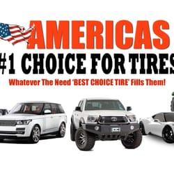 Americas Best Tire >> Best Choice Tire Tires 1830 Beaumont St Grand Prairie Tx