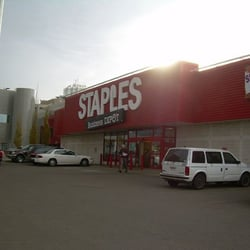Staples business depot closed office equipment 10330 101 photo of staples business depot edmonton ab canada reheart Images