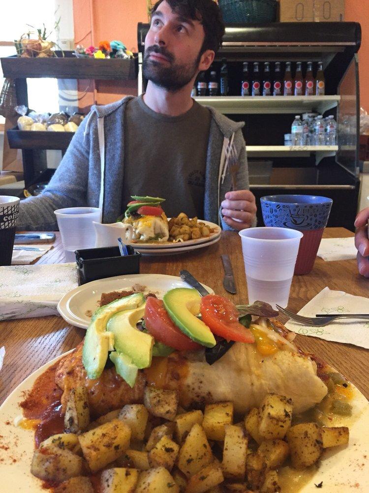 Oh My Garden Cafe & Market: 4153 State Rd 68, Ranchos De Taos, NM