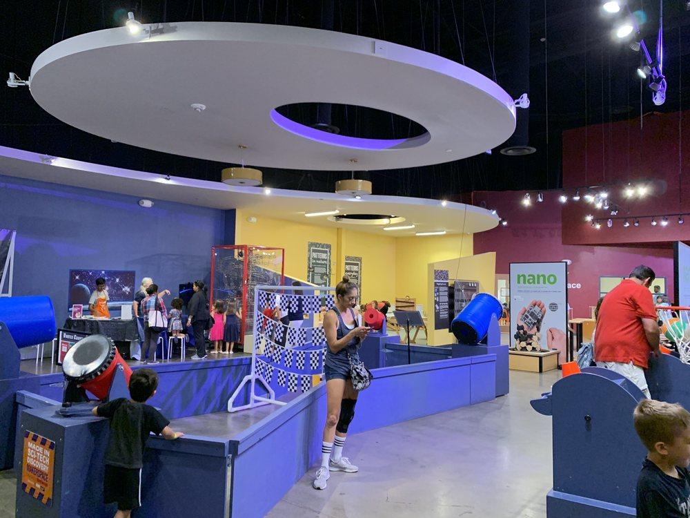Sci-Tech Discovery Center: 8004 N Dallas Pkwy, Frisco, TX