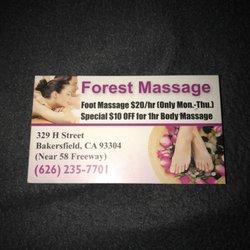Nuru massage bakersfield