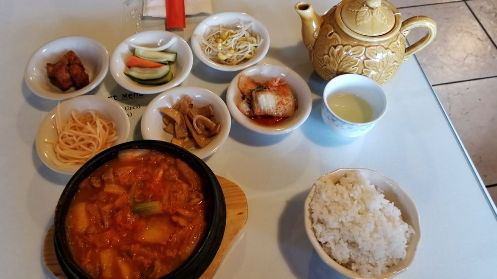 Seoul Garden Restaurant and Grill