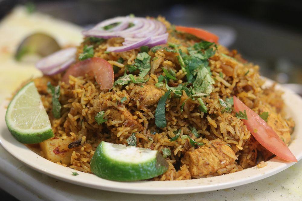 Ajeet india & Nepali Cuisine: 341 Ludlow Ave, Cincinnati, OH