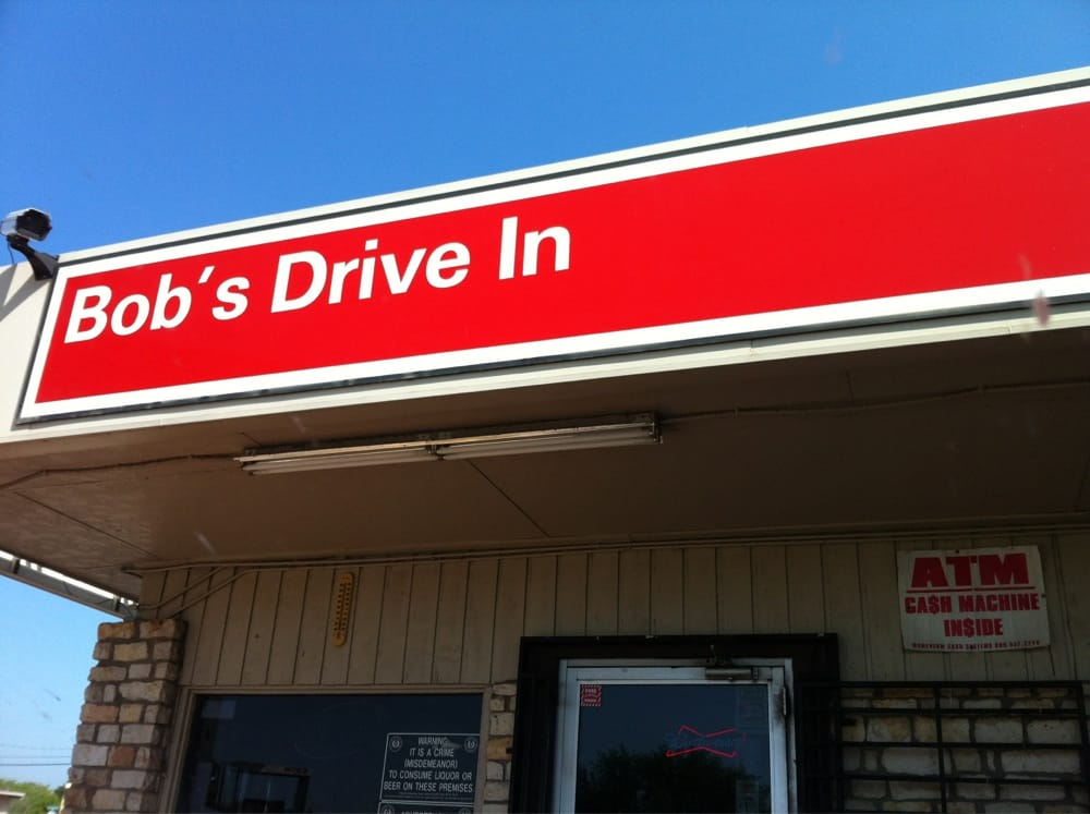 Bob's Drive-In Grocery: 3919 Hwy 2147, Marble Falls, TX