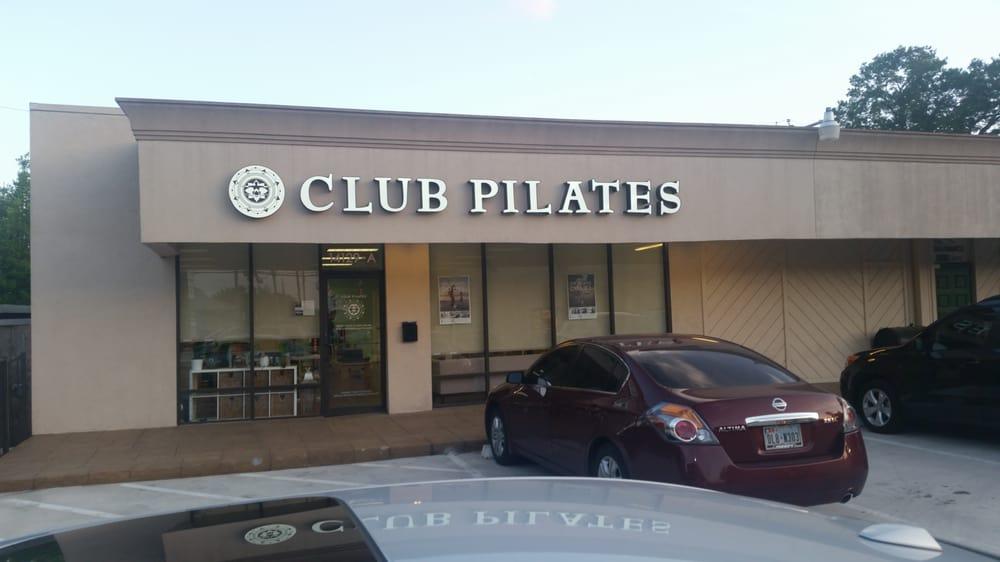 Club Pilates: 14129 Memorial Dr, Houston, TX