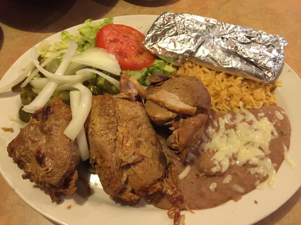 Camino Real Mexican Restaurant: 1050 N Jackson St, Tullahoma, TN