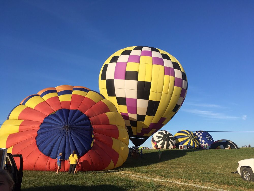 National Balloon Classic: 1500-1598 Jewell St, Indianola, IA
