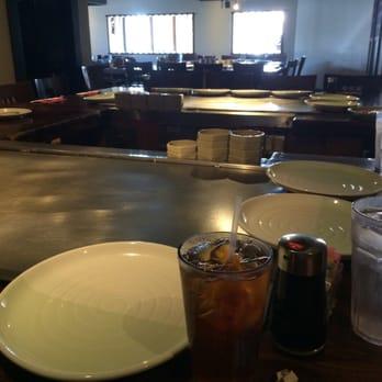 1ec57c0e8 Photo of Shogun Restaurant - La Verne, CA, United States. Waiting for my