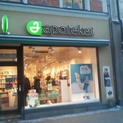 apotek öppet sent stockholm