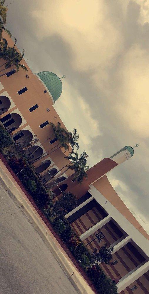 Al amin Mosque: 8101 S Military Trl, Boynton Beach, FL