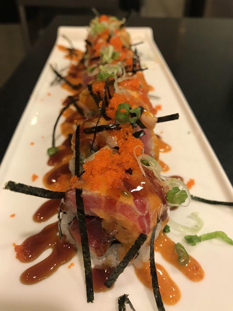 New Bern Japanese Restaurant Gift Cards North Carolina
