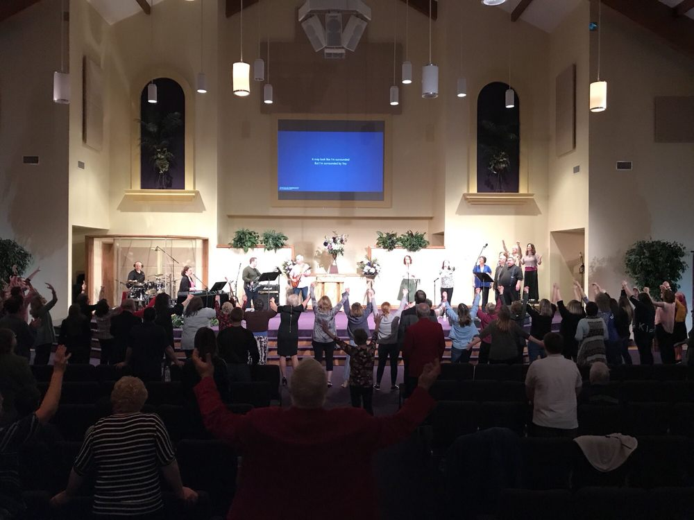 Grace Church of the Valley: 1709 Nowlin Ave, Greendale, IN