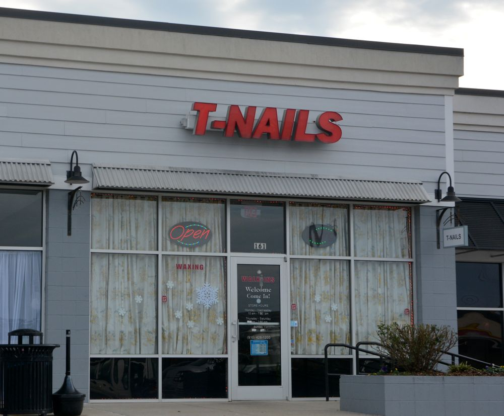 T Nails: 161 Montgomery Crossing, Biscoe, NC
