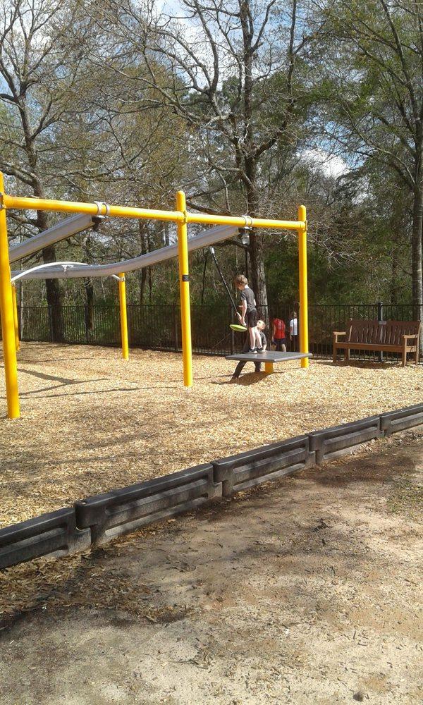 Optimist Park: 345 Hedgwood Rd, Hattiesburg, MS