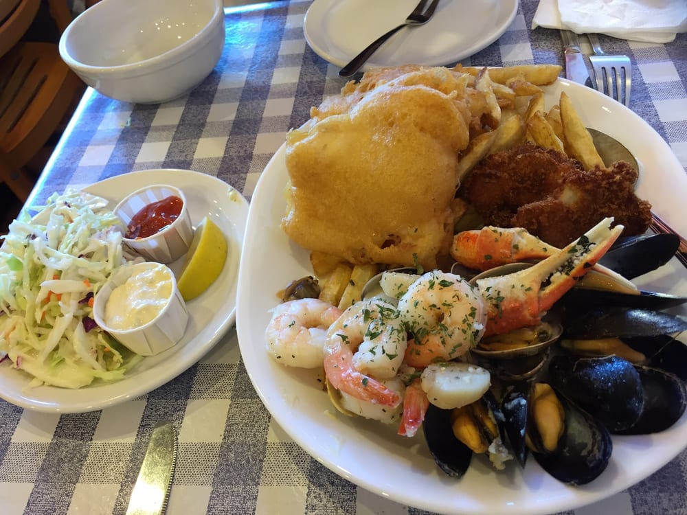 Tony S Fish And Oyster Cafe