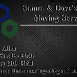 Samm & Dave's Moving Services - Packing Services - Los