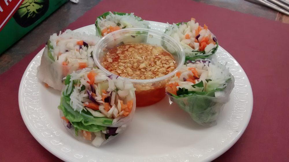 Thai Restaurant Hackensack Mn