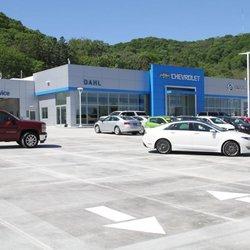 Dahl Chevrolet Buick GMC Car Dealers W Hwy Winona MN - Buick dealerships in minnesota
