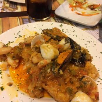 photo of la moderna seville sevilla spain cod marinara