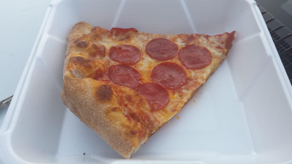 Slice Pizza Company: 54 S Main St, Churchville, NY