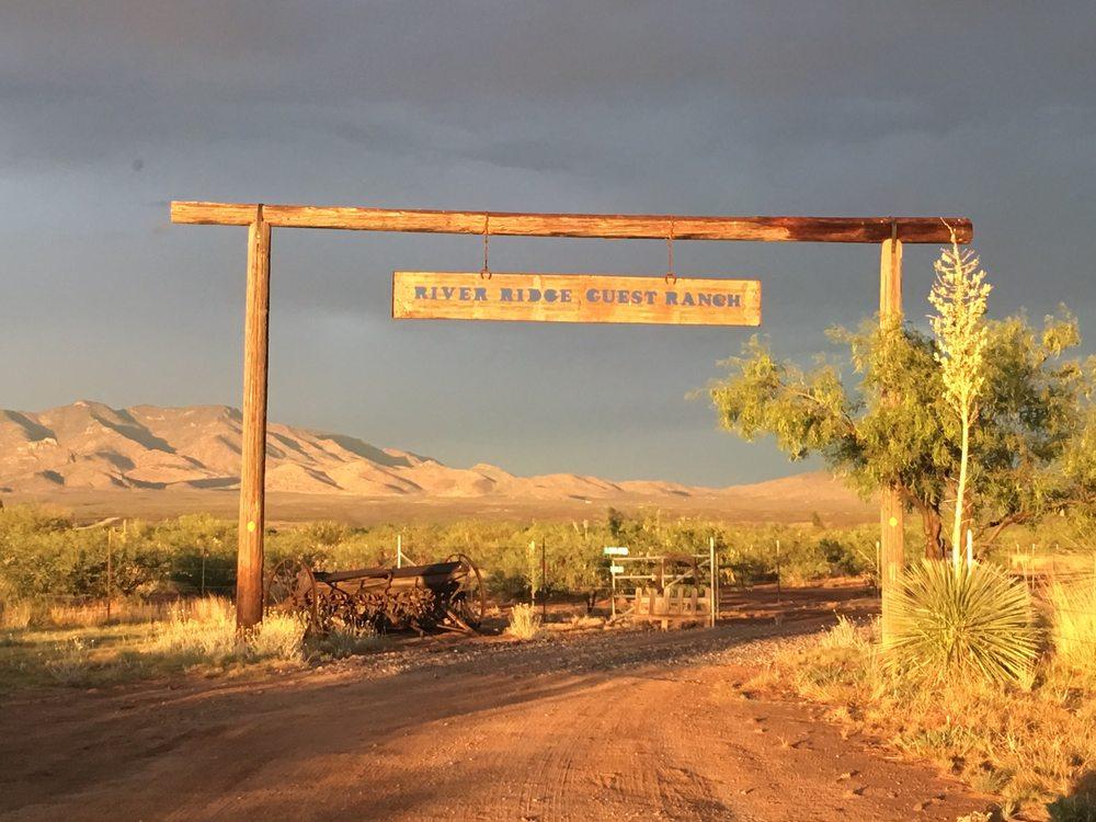 River Ridge Guest Ranch LLC: 10637 River Ridge Rd, Palominas, AZ