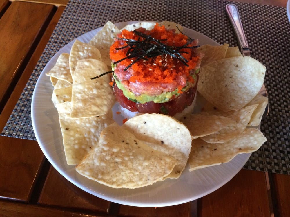 Ahi poke tower yelp for Uncle s fish market and grill