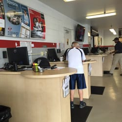 Photo Of Toyota Direct   Columbus, OH, United States. Ample See Service  Adviser