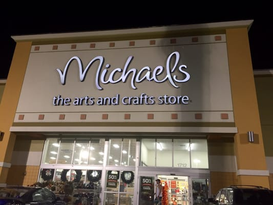 Michaels 1712 N Federal Hwy Fort Lauderdale Fl Crafts Mapquest