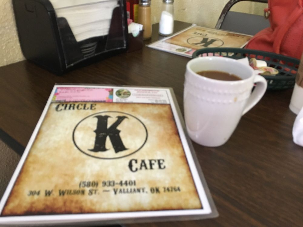 Circle K Cafe - American (Traditional) - 304 W Wilson St