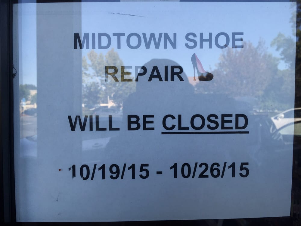 Shoe Repair Near Palo Alto Ca