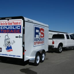 Photo Of Republic Storage Star Id United States Utility Trailers Are Available