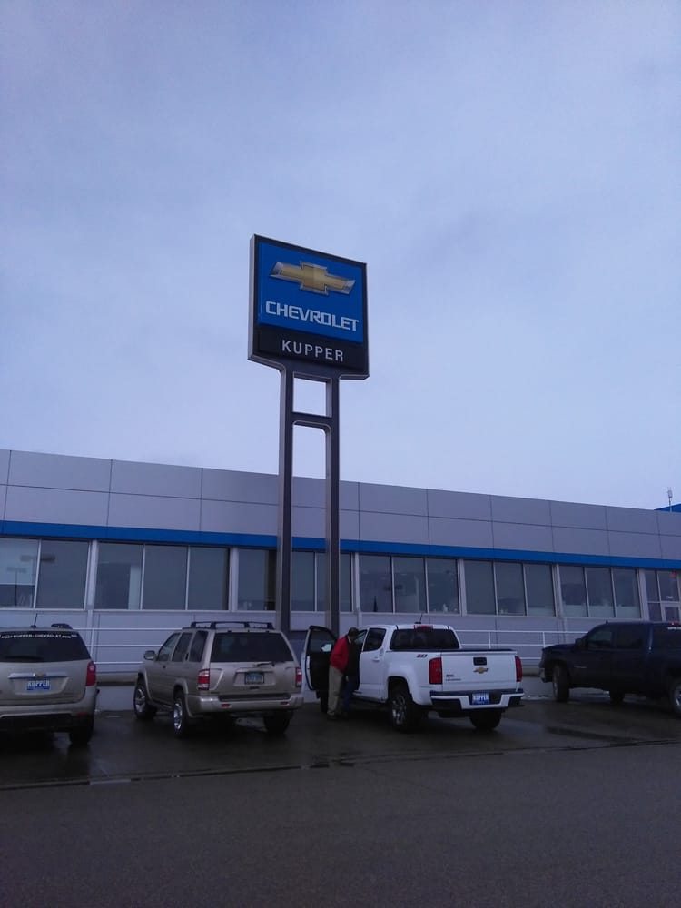 Kupper Chevrolet Mandan Nd 701 663 9851
