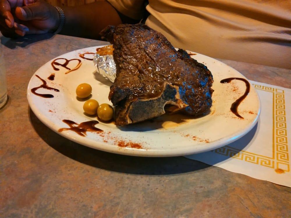 Espresso Portuguese American Grill: 9002 Centreville Rd, Manassas, VA