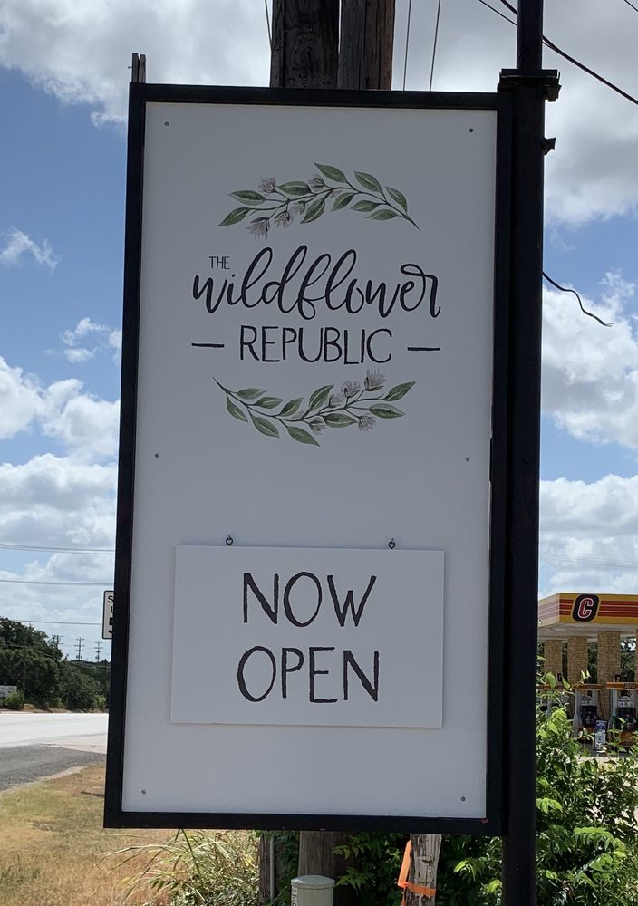 The Wildflower Republic: 13651 C, W State Hwy 29, Liberty Hill, TX