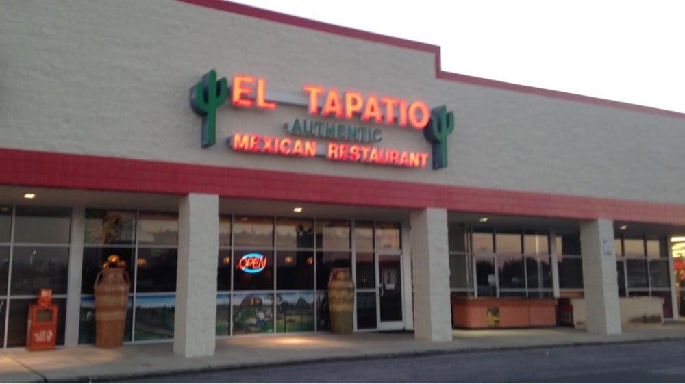 El Tapatio Mexican Restaurant Wilson Nc