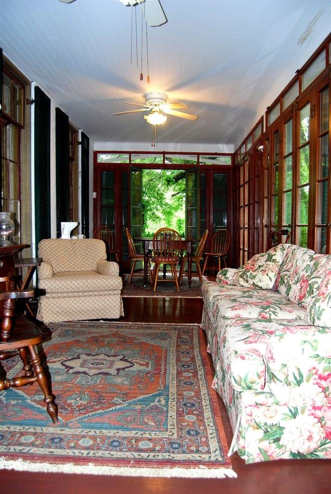 Glenfield Plantation Bed and Breakfast Natchez: 6 Glenfield Ln, Natchez, MS