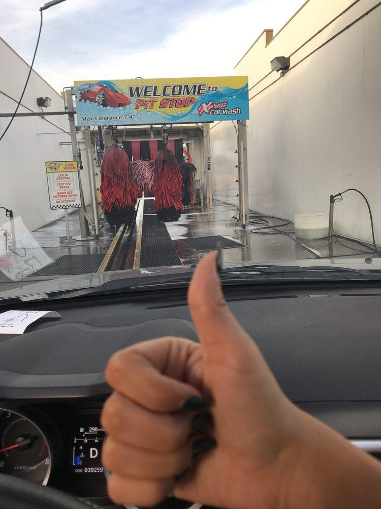 Pit Stop Express Car Wash