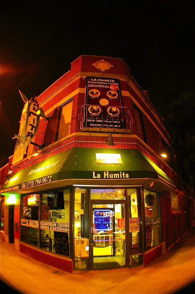 La Humita Restaurant Chicago Il
