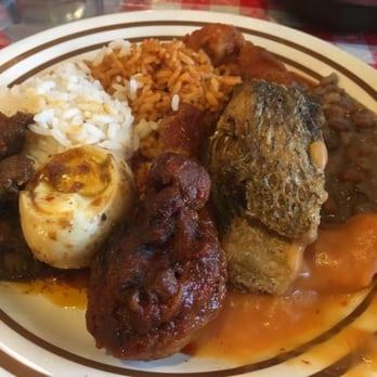 Lagos Island Cafe Houston Tx