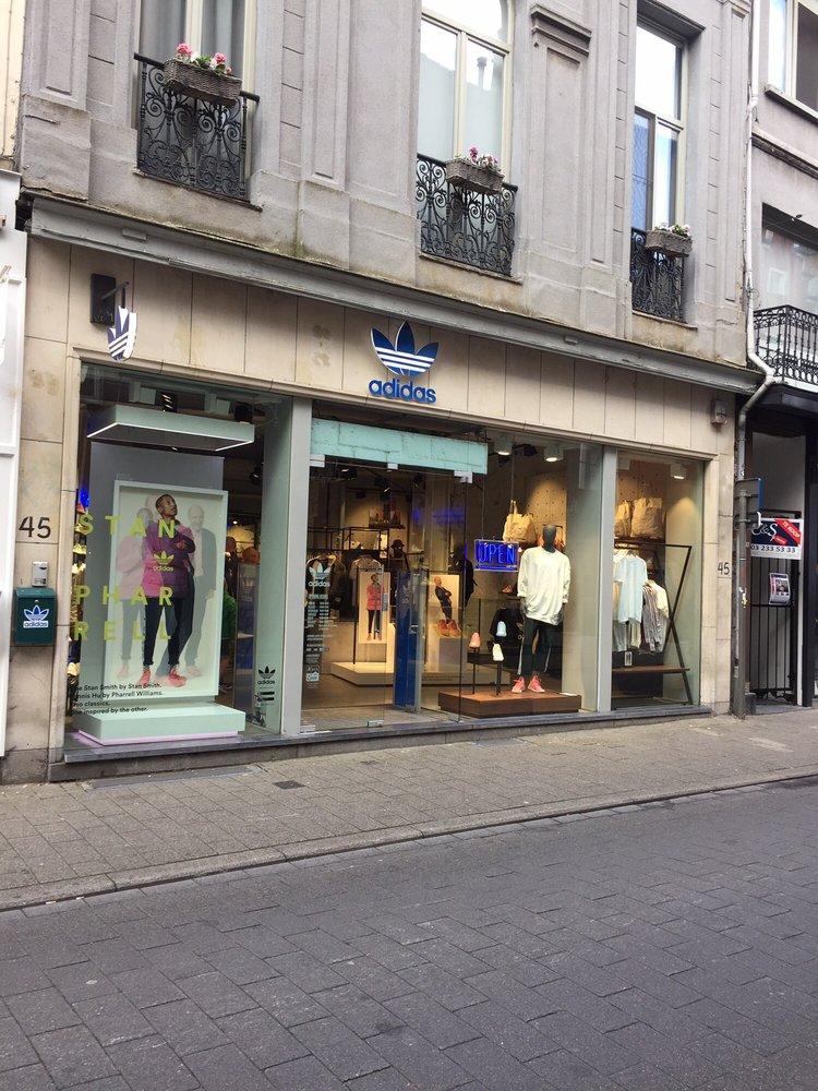 Adidas Belgium Sportkleding Kammenstraat 45 47