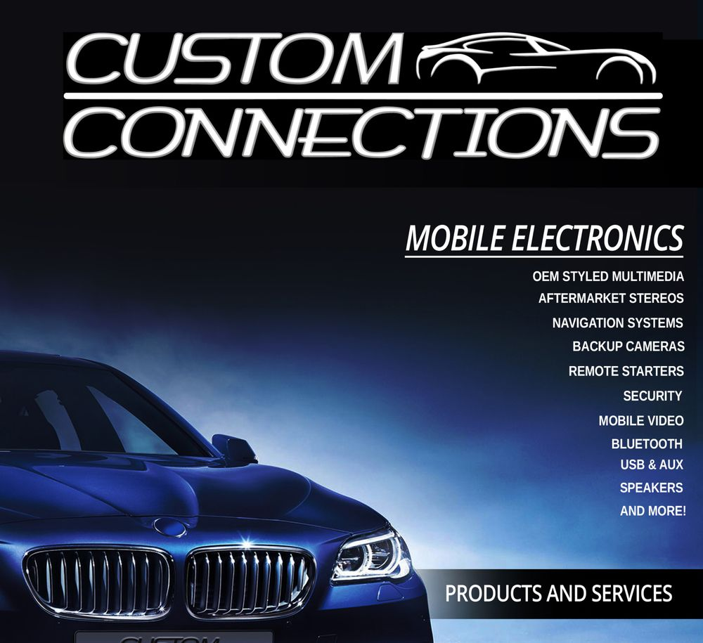 Custom Connections - 36 Photos & 17 Reviews - Car Stereo