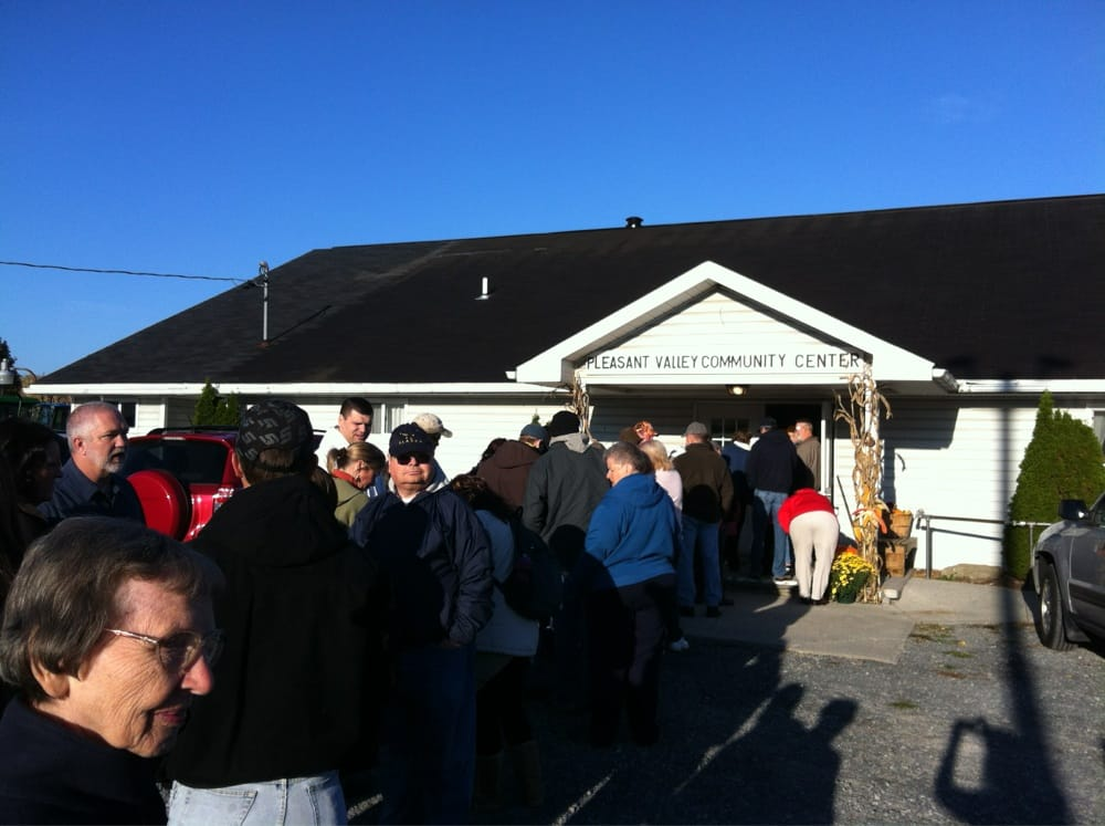 Pleasant Valley Community Center: 975 Joni Miller Rd, Oakland, MD