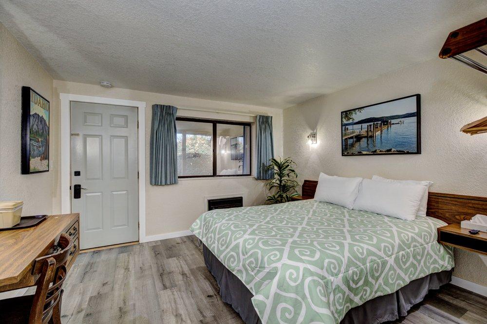 Weiser Motel & RV Park: 747 Hillcrest Ave, Weiser, ID