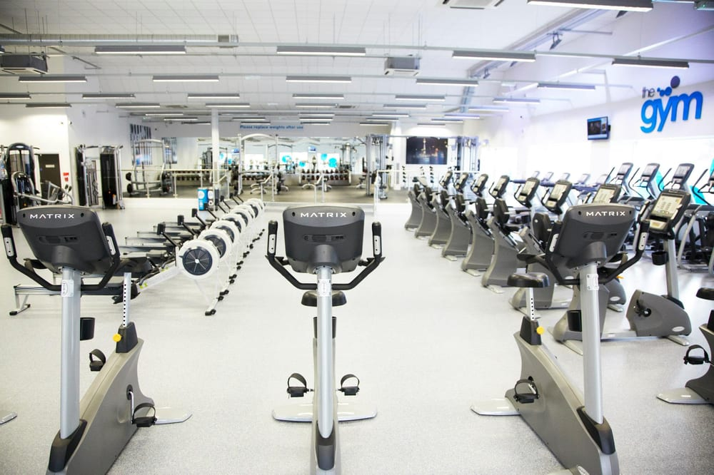The gym newcastle east