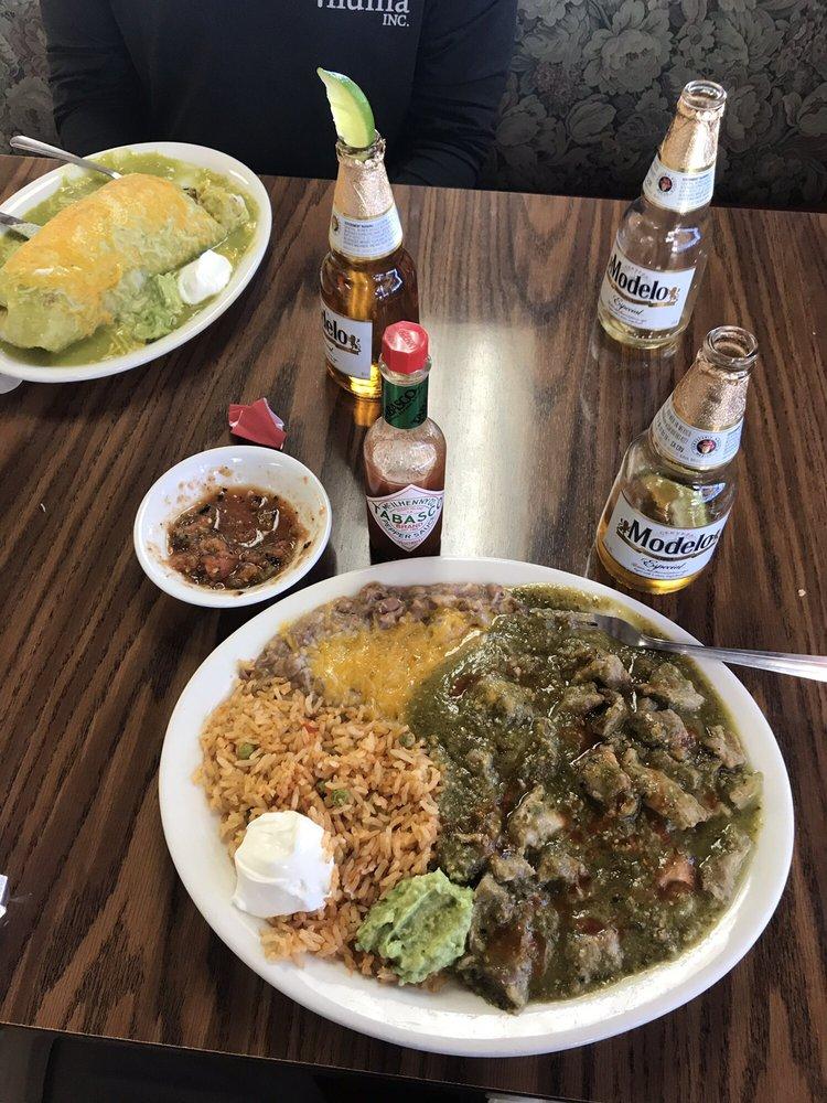 Fresco Grill Mexican Food: 11416 Chamberlaine Way, Adelanto, CA