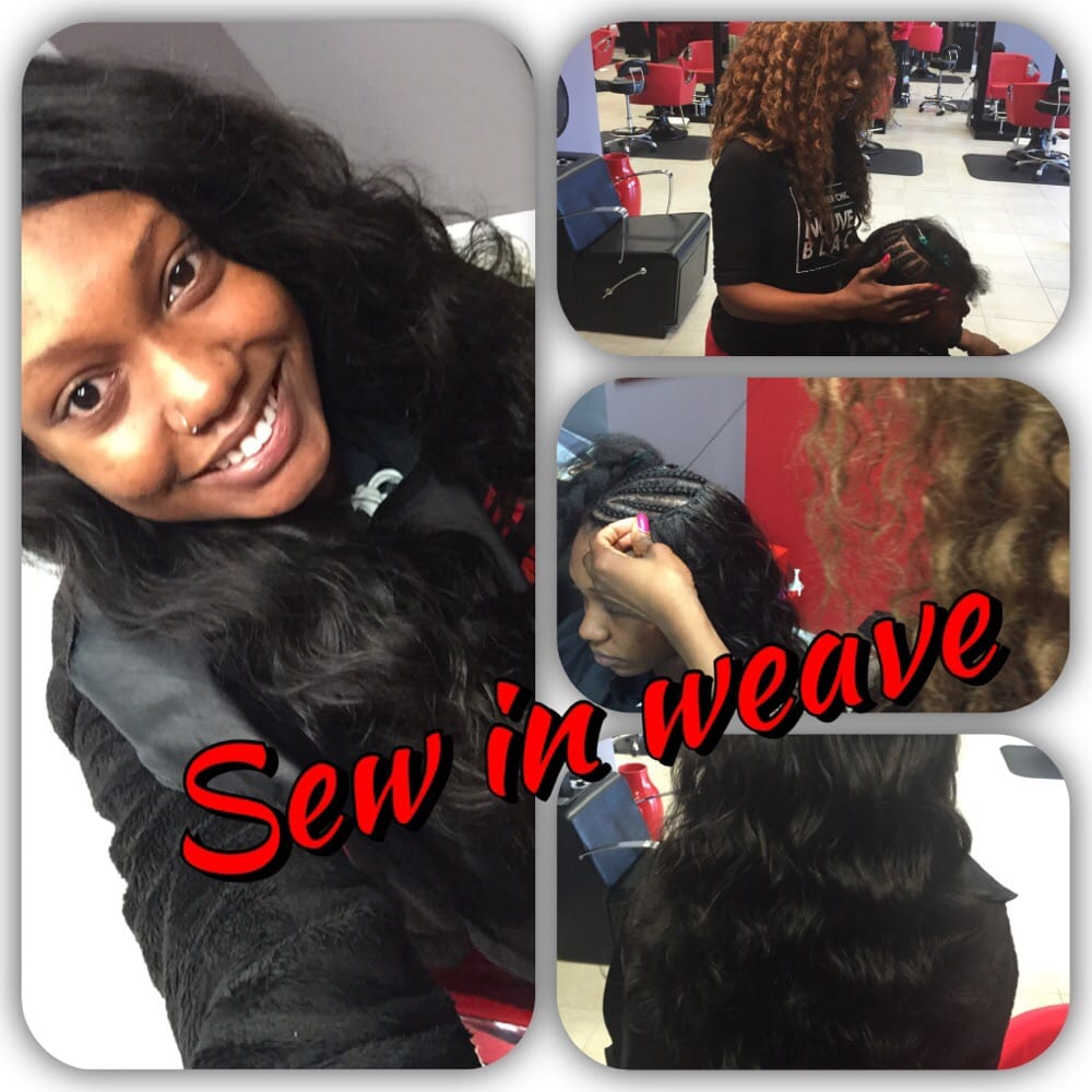 Bignons African Hair Braiding Sew In Weave Yelp