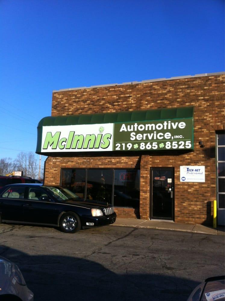 McInnis Automotive Service: 1901 US 41, Schererville, IN