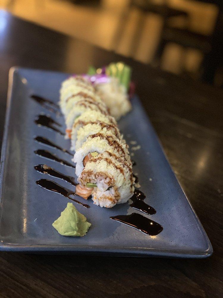 Food from Yumi Japanese Restaurant + Bar - Saint Paul